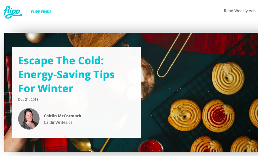 Escape the Cold: Energy-Saving Tips for Winter